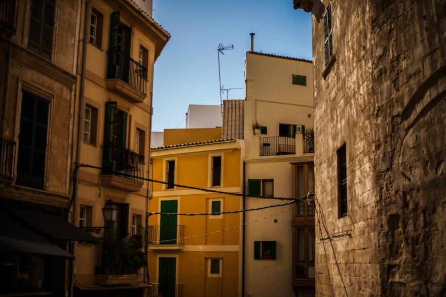 Palma back street